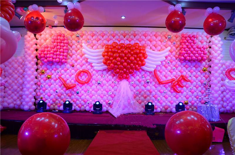 北京唯美创意气球装饰中心
