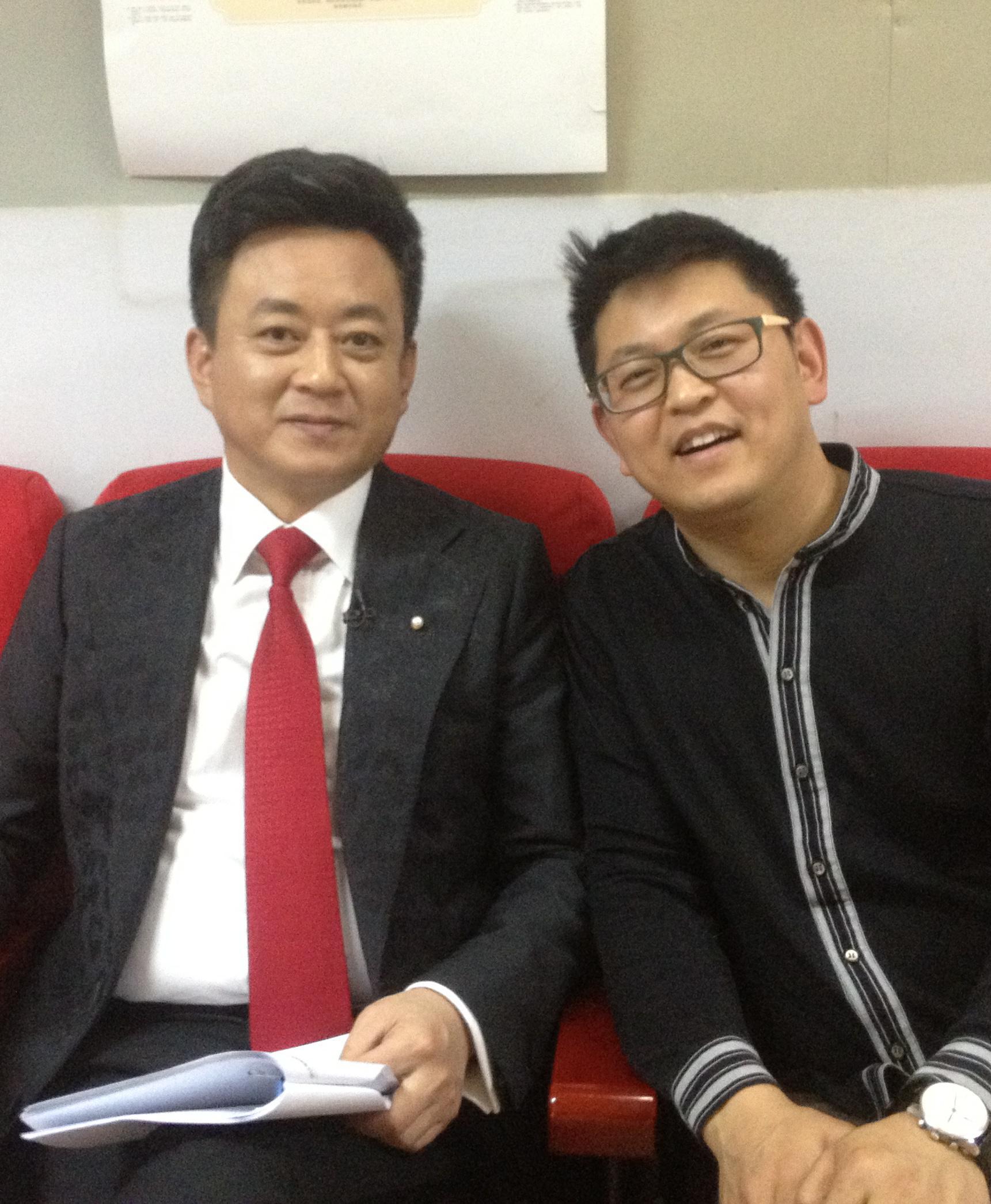 中国广播艺术团主持人,演员侯林林图片