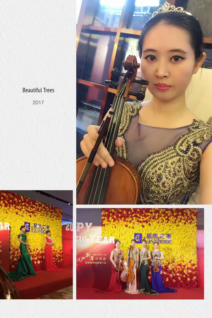 广东小提琴演奏
